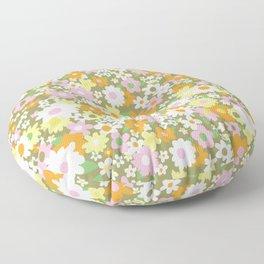 vintage 14 Floor Pillow
