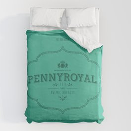 Pennyroyal Tea Duvet Cover