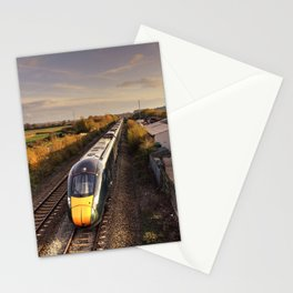 Exminster IET Stationery Cards