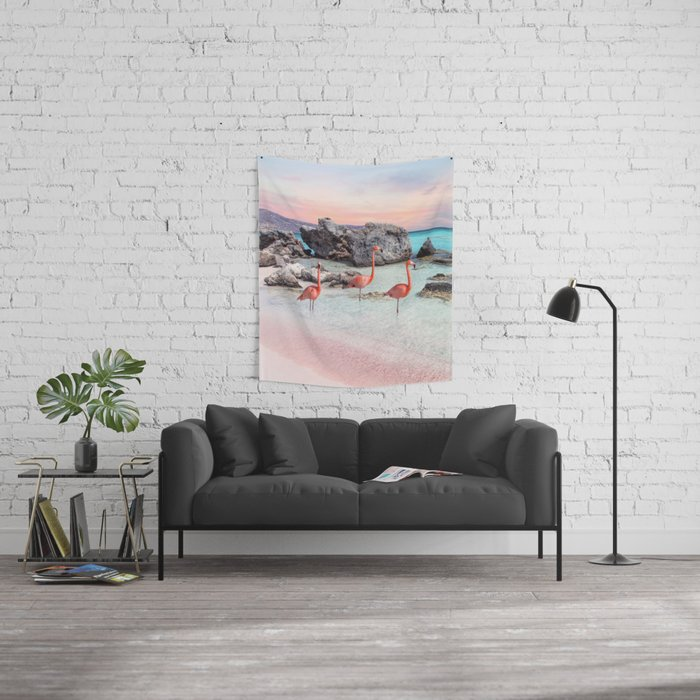 Aruba Wall Tapestry