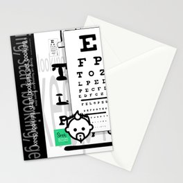 BLINDED HD by JC LOGAN 4 Simply Blessed Stationery Cards