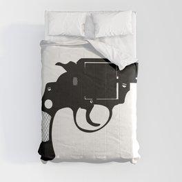 Detectives Revolver Comforters