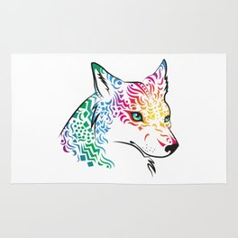 spiritwolf Rug