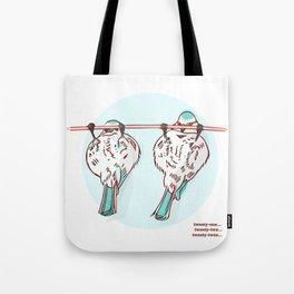 Tweety-One Tote Bag