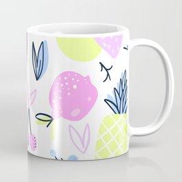 Colorful Fruits Coffee Mug