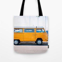 Combi yellow Tote Bag