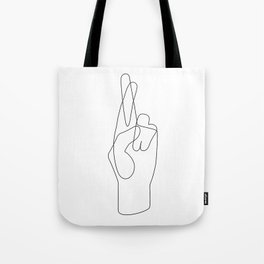 Luck Tote Bag