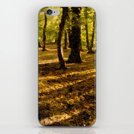 London Woods iPhone Skin
