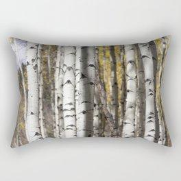 Autumn in Colorado Rectangular Pillow