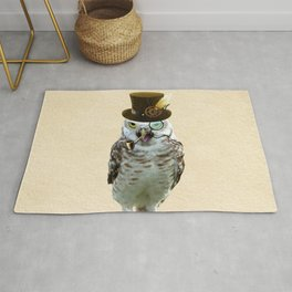 Lord Of The Owls Rug