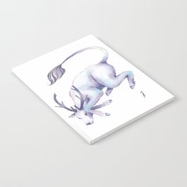 Eternal Deer Notebook
