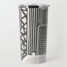 Hong Kong City Travel Mug