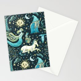 Good old fairy tale Stationery Cards