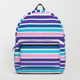 Retro 80s pattern Backpack