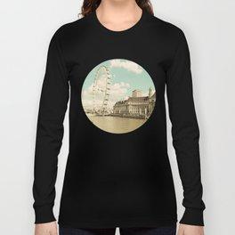 London Eye Love You Long Sleeve T-shirt