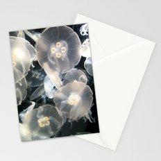 JellyFish Garden Stationery Cards
