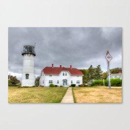 Chatham Light, Cape Cod Canvas Print