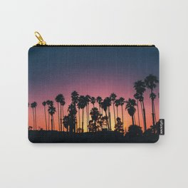 The Perfect Tropical Sunset (Color) Carry-All Pouch
