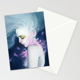 Displace Stationery Cards
