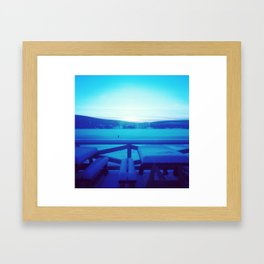 Kiruna Framed Art Print