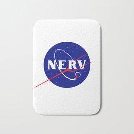 NERV NASA Evangelion Bath Mat