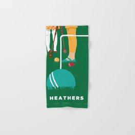 80s TEEN MOVIES :: HEATHERS Hand & Bath Towel