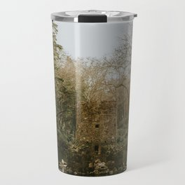 Castle in the Water Travel Mug