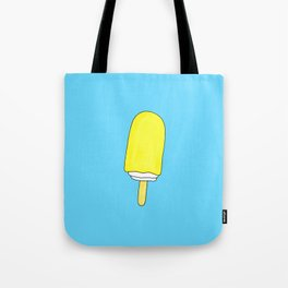 Yellow Popsicle (sweets #7) Tote Bag