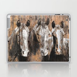 Pure Horses Laptop & iPad Skin