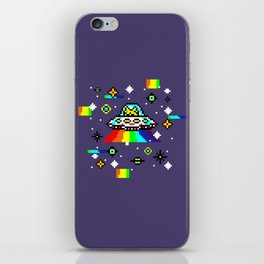 Cats Invaders iPhone Skin