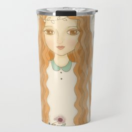 Queen Jodha Travel Mug