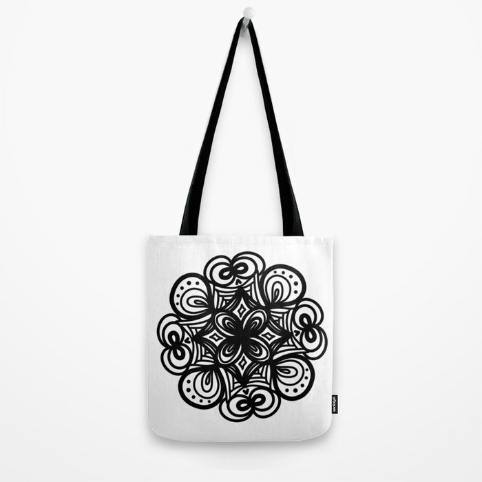 infinite loop Tote Bag