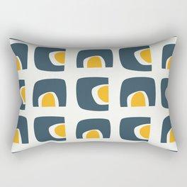 Vintage geometric pattern Rectangular Pillow