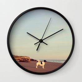 Serie #uneviedechien // 10/20 Wall Clock