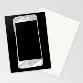 iPhone 5 Wolfram Rule 126 Part 2 Stationery Cards