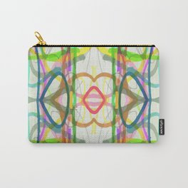 scribble, scribble on the wall Carry-All Pouch