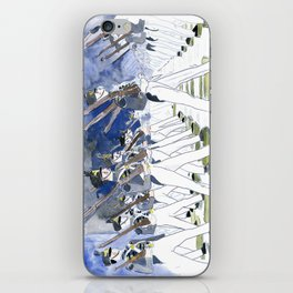In Formation iPhone Skin