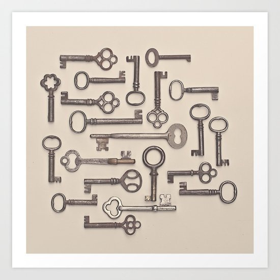 Labyrinth (Sunnier Version) Art Print