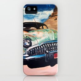 Beat up Holden iPhone Case