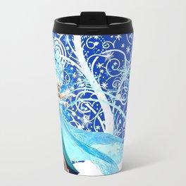The Magic Of Frozen Travel Mug