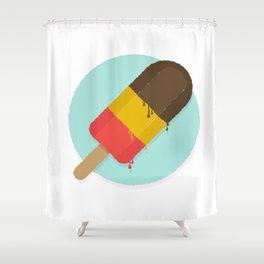 Eis am Stiel Shower Curtain