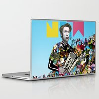 rave Laptop & iPad Skins featuring RAVE by DIVIDUS