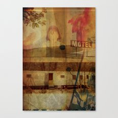 LOLITA : HIDING// Canvas Print