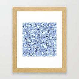 NEStalgia - Ice Climber Framed Art Print