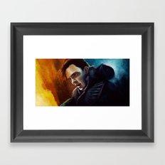 I am better... Framed Art Print