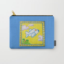 The Happiest Airplane Carry-All Pouch
