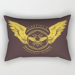 Castiel's Heavenly Honey Rectangular Pillow