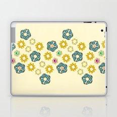 hippie butterfly Laptop & iPad Skin