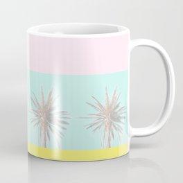 Pastel Candy Palm Coffee Mug