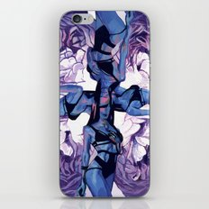 When the muse appears to you iPhone & iPod Skin